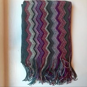 Missoni Wool and Silk Scarf